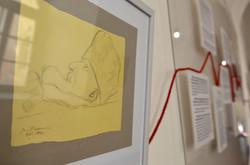 Посмертний малюнок Андрея Шептицького