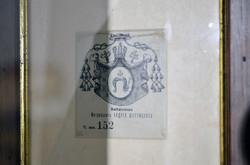 Герб родини Андрея Шептицького