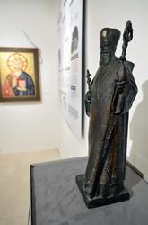 Статуя Митрополита в музеї