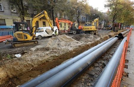 У Львові через роботи на вулиці Степана Бандери без води завтра залишиться частина мешканців Франківського району
