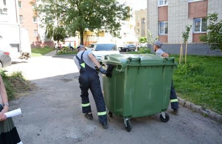 У Львові компанії «ДВ Вейст-Груп» і «ДВ Екосвіт» рекомендували виключити з переліку виконавців послуг зі збирання, зберігання та перевезення сміття
