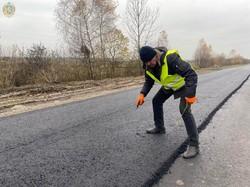 Через тиждень на Львівщині відкриють для проїзду автодорогу Рава-Руська – Гайок