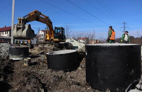 У Львові за останні 5 років виділено майже 150 мільйонів гривень на розширення мережі побутової каналізації