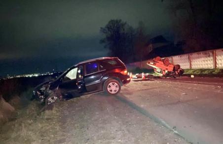 У Дрогобицькому районі на Львівщині в ДТП загинуло двоє людей