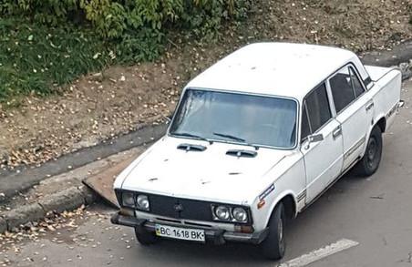 У Львові виявили іще одне авто без господаря