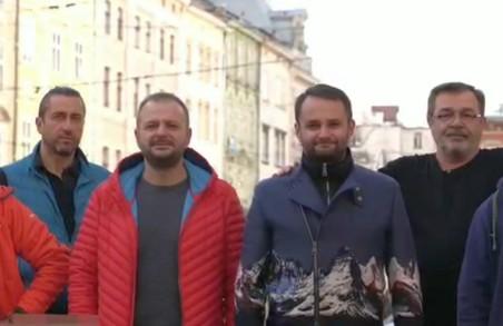 У Львові протести проти карантину виходять на новий рівень (ВІДЕО)