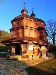 У Черепині біля Львова завершують реставрацію дерев'яної церкви XVIII століття