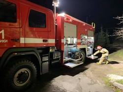 У Львівському обласному госпіталі ветеранів воєн і репресованих імені Юрія Липи вчора ввечері відбулася аварія системи подачі кисню