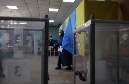 У Львові станом на 13 годину дня проголосувало 12,5% виборців, внесених у списки