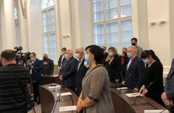 Депутати Львівської міськради зібралися на першу сесію без Садового