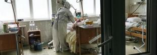 Станом на ранок середи 25 листопада у лікарнях Львівщини перебуває 1848 «ковідних» пацієнтів