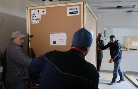 Львівська «лікарня на Топольній» має отримати комп'ютерний томограф