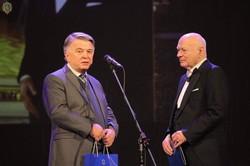 У Львові Народного артиста України Богдана Козака вітали із ювілеєм