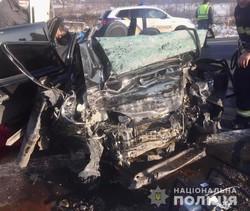 На Закарпатті біля Мукачева сталася летальна ДТП