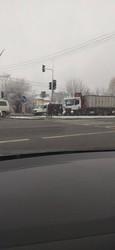 У Львові на перехресті вулиць Стрийської і Максимовича сталося ДТП