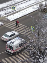 У Львові на пішохідному переході збили юнака