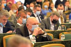 Як пройшла перша сесія Львівської облради 8 скликання (ФОТО)