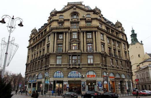 Будинок Книги у Львові поки не змогли продати