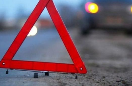 На Львівщині під колесами авто загинув пішохід