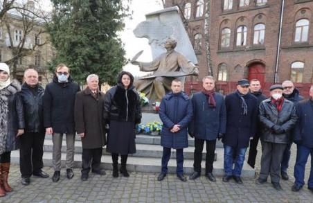 У Львові вшанували пам'ять Михайла Вербицького – автора музики Гімну України