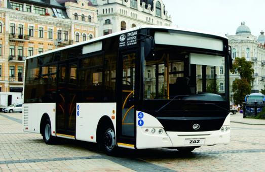 Запорізький автозавод хоче постачати в Євросоюз автобуси, які проектували у Львові