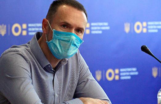 ЄС та «Голос» зареєстрували проект постанови про звільнення Шкарлета із поста очільника Міносвіти
