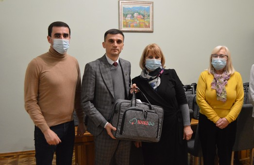 На Львівщині іще понад два десятки амбулаторій отримали комплекти обладнання для телемедицини