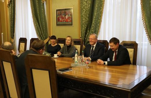 Губернатор Львівщини зустрівся із провідними науковцями львівських університетів