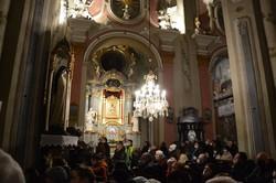 У львівській катедрі провели Різв'яну Пастирку (ФОТО)