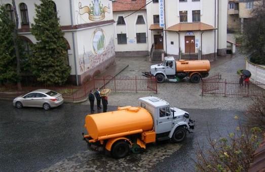 У понеділок на низці вулиць Сихівського і Галицького районів вдень не буде води