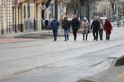 У Львові ділянку вулиці Шевченка між вулицями Бенедиктовича і Ярослава Мудрого відкриють для проїзду 30 грудня (ФОТО)