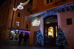 Казкові знимки передноворічного Львова: як прикрасили місто (ФОТО)