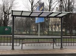У Львові вздовж трамвайної лінії «трійки» облаштували трамвайні зупинки (ФОТО)