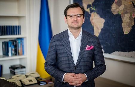 Кулеба розповів, які питання Україна обговорюватиме із Росією в рамках «Кримської платформи»