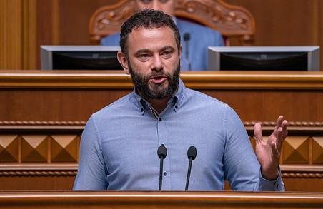 Скандальний нардеп Олександр Дубінський потрапив під санкції США