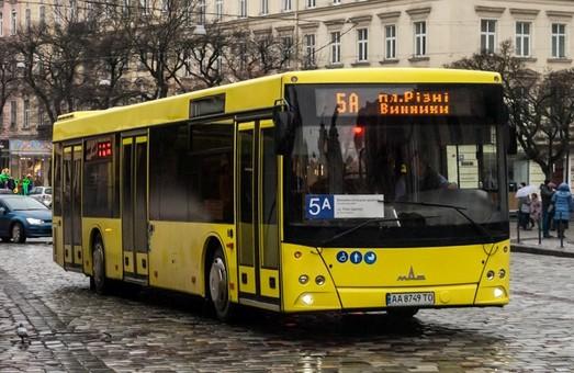 Міжнародний тендер на постачання автобусів до Львова виграв білоруський МАЗ?