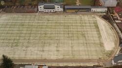 У Самборі на Львівщині завершують реконструкцію стадіону імені Лева Броварського