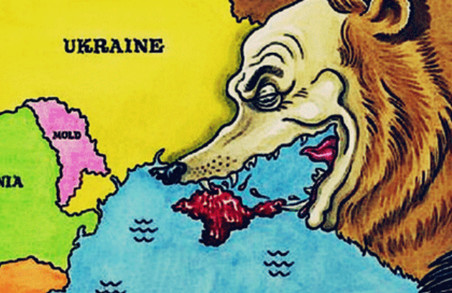 Росія контролювала український Крим іще до його анексії