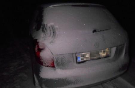 Правоохоронці Львівщини відшували водія легковика, який скоїв наїзд на неповнолітніх