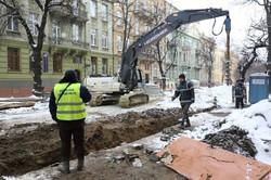 У «Львівавтодорі» звітують про реконструкцію вулиці Степана Бандери (ФОТО)