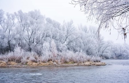 Рятувальники Львівщини попереджають про можливість льодоставу на річках Львівщини