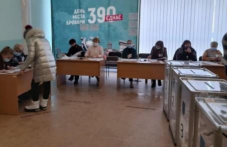 В Україні у трьох містах проходять вибори міських голів
