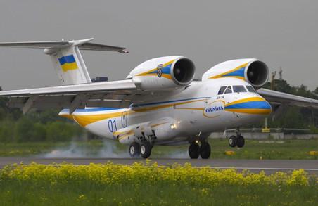 В Україні хочуть відновити виробництво літаків Ан-74