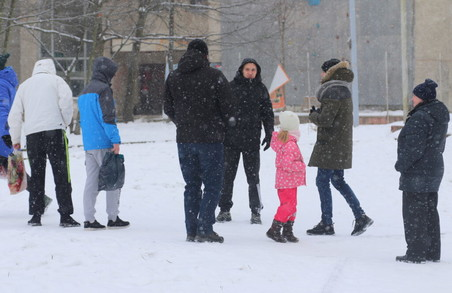 Як у Львові Водохреща проходить (ФОТОРЕПОРТАЖ)