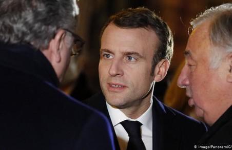 Під час візиту в Україну президента Франції підпишуть кілька великих контрактів