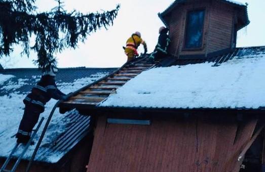 У Стрию на Львівщині стався вибух у каплиці