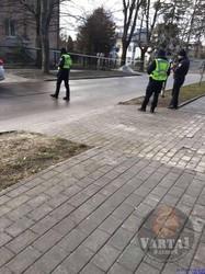 У Львові на вулиці Мучній стався вибух