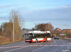 «Богдан Моторс» обкатує чергову партію тролейбусів для Луцька