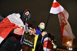 У Львові вшанували перших загиблих Героїв Небесної Сотні (ФОТО)