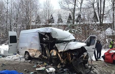 У понеділок 25 січня рятувальники двічі залучалися до ліквідації наслідків ДТП на Львівщині